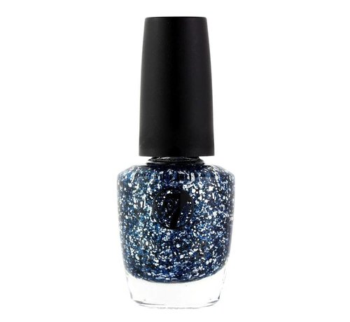 W7 Make-Up - 133 Blue Debris - Nagellak
