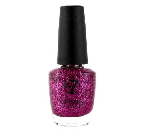 W7 Make-Up - 7 Pink Dazzle - Nagellak