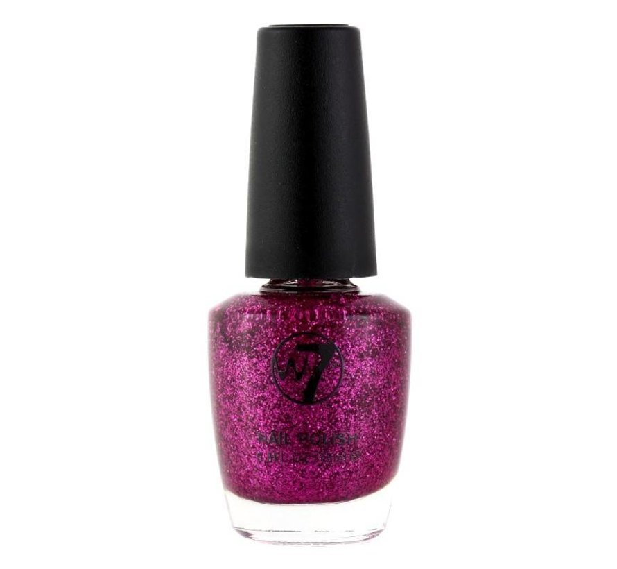 - 7 Pink Dazzle - Nagellak