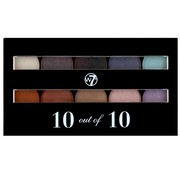 W7 Make-Up 10 Out Of 10 Palette