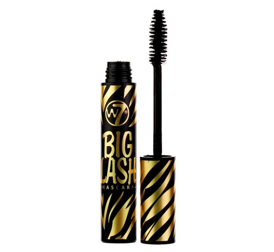 Big Lash Mascara - Zwart