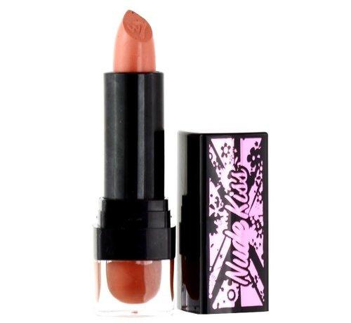 W7 Make-Up Nude Kiss - Nude Kiss - Lippenstift