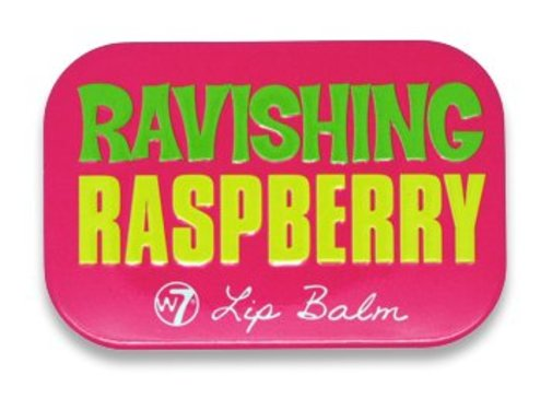 W7 Make-Up Fruity Lip Balm - Ravishing Raspberry