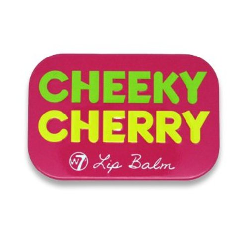 W7 Make-Up Fruity Lip Balm - Cheeky Cherry - Lippenbalsem