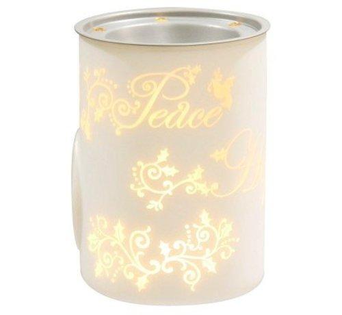 Yankee Candle Peace & Hope Melt Warmer