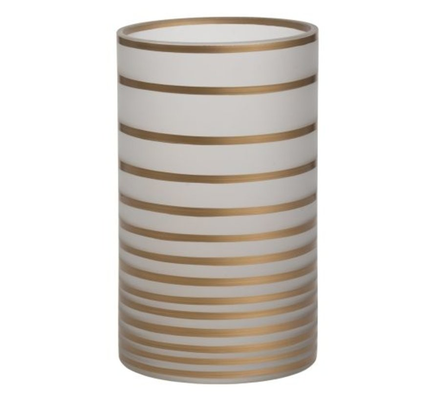 Copper Elegance Jar Holder
