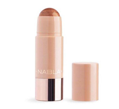 NABLA Glowy Skin Highlighter - Nude Job