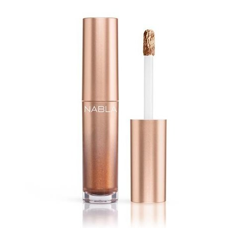 NABLA Metalglam Liquid Eyeshadow - Golden Hour