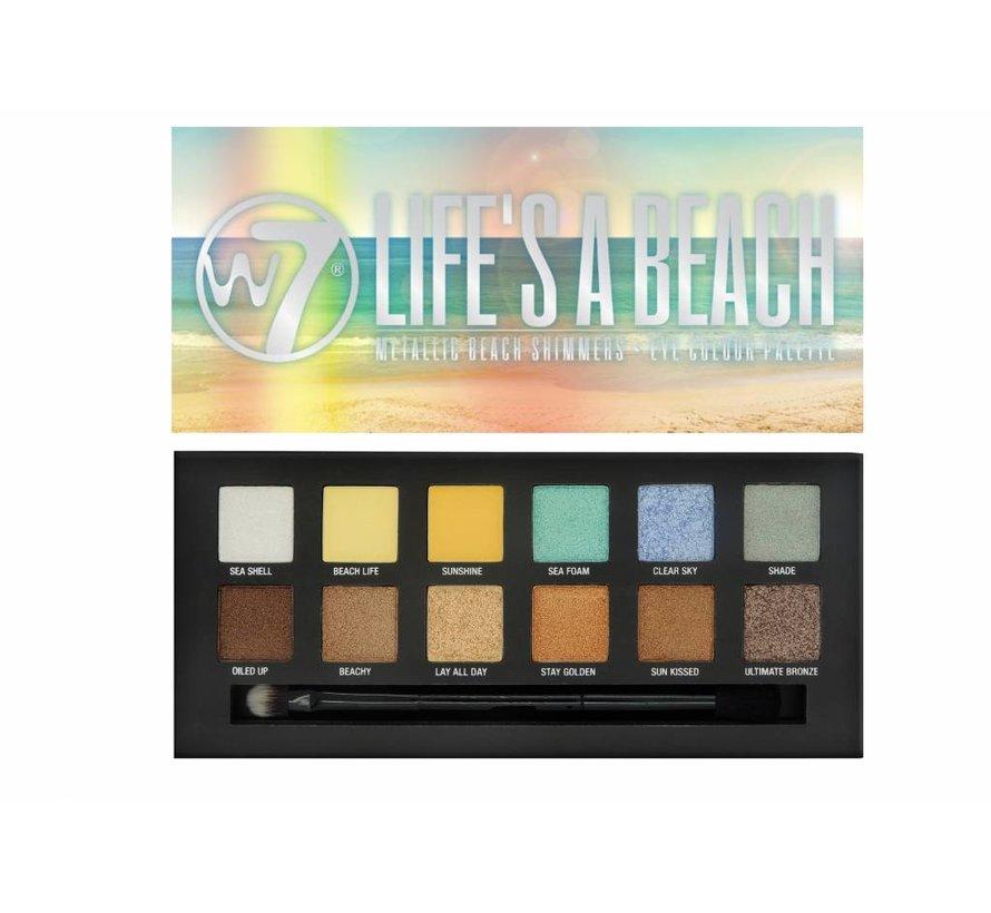Life's A Beach Eyeshadow Palette
