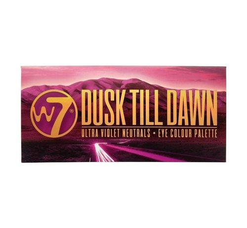 W7 Make-Up Dusk Till Dawn Eyeshadow Palette