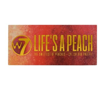 W7 Make-Up Life's a Peach Eyeshadow Palette