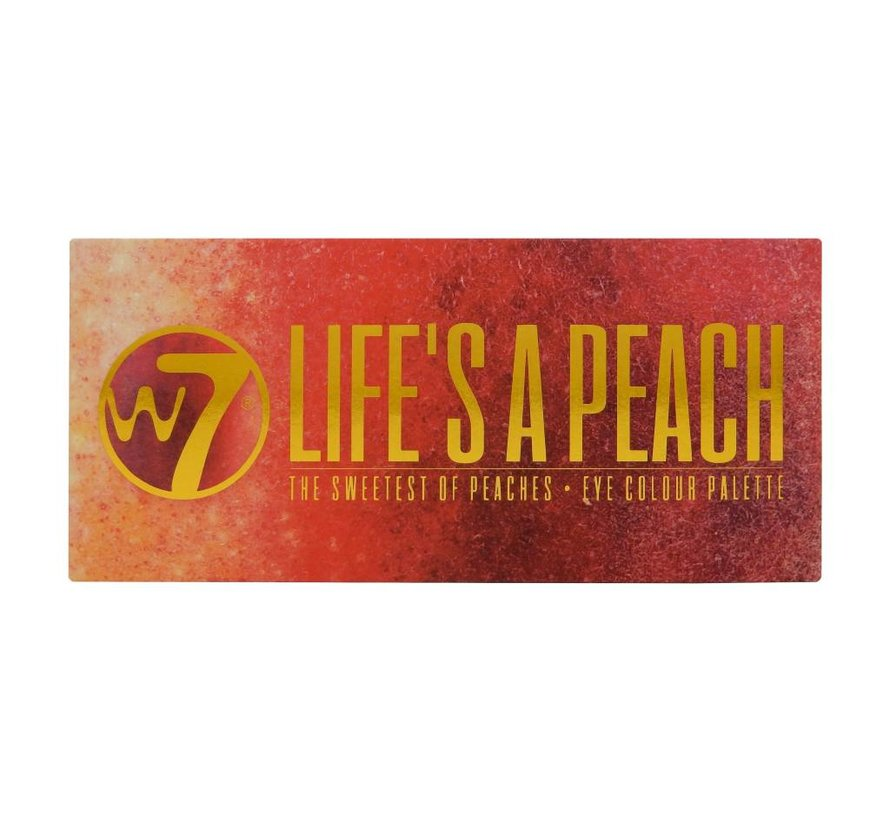 Life's a Peach Eyeshadow Palette