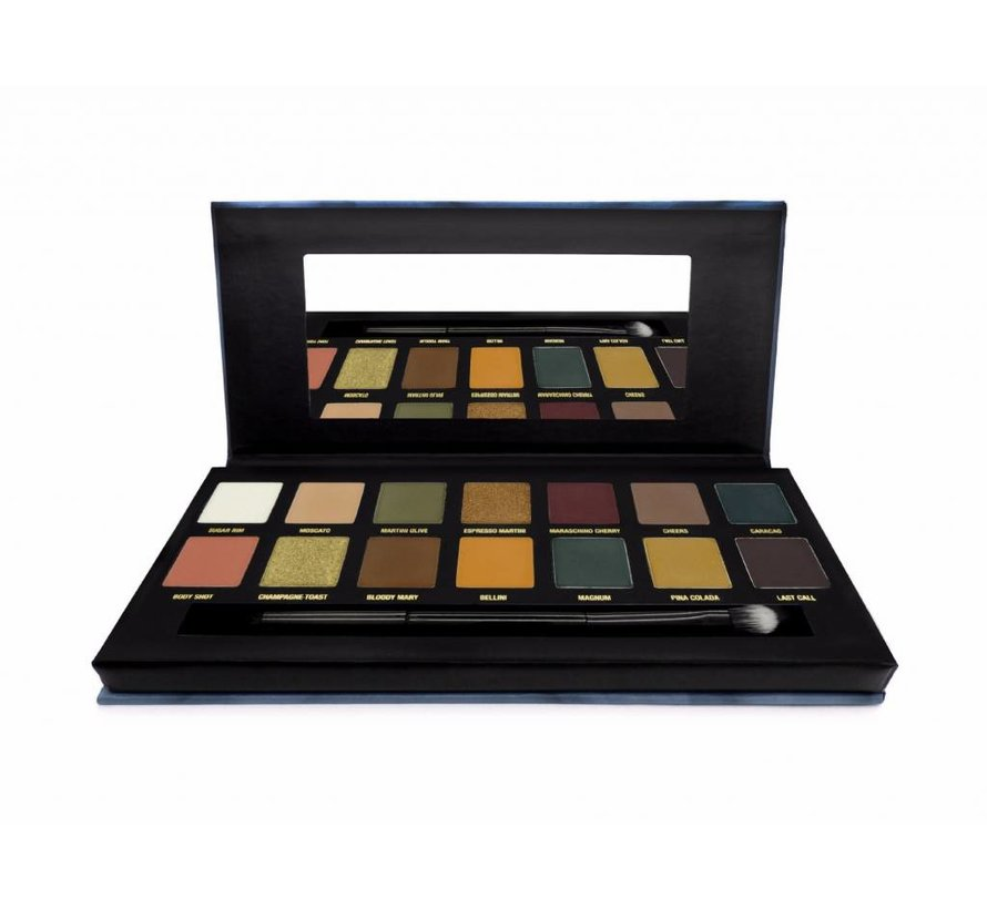 On The Rocks Eyeshadow Palette
