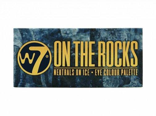 W7 Make-Up On The Rocks Eyeshadow Palette