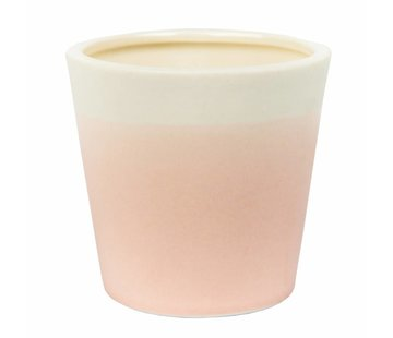 Yankee Candle Pastel Hues Pink Votive Holder