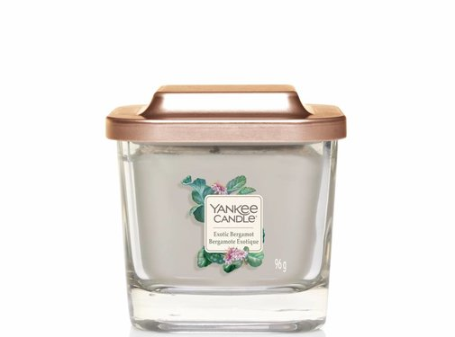 Yankee Candle Exotic Bergamot - Small Vessel