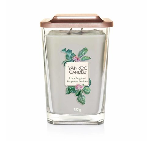 Yankee Candle Exotic Bergamot - Large Vessel