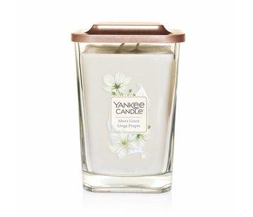 Yankee Candle Sheer Linen - Large Vessel