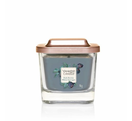 Yankee Candle Dark Berries - Small Vessel
