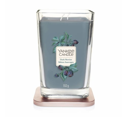 Yankee Candle Dark Berries - Large Vessel
