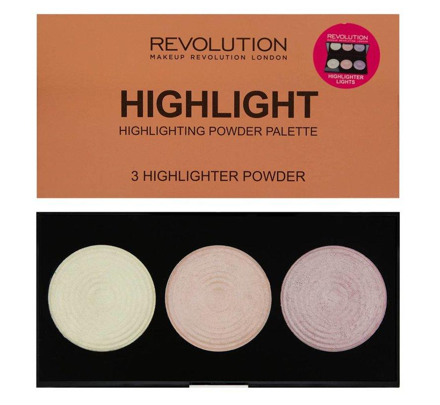 Highlighter Palette - Highlight - Highlighter