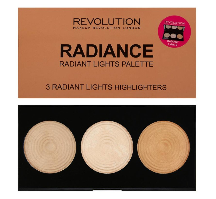 Highlighter Palette - Radiance - Highlighter