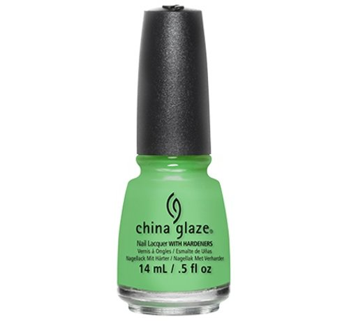 China Glaze - Be More Pacific - Nagellak