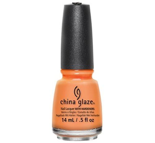China Glaze - Peachy Keen - Nagellak