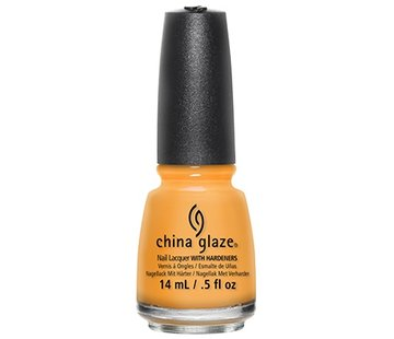 China Glaze - Metro-Pollen-Tin