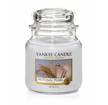 Yankee Candle Autumn Pearl - Medium Jar