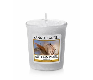 Yankee Candle Autumn Pearl - Votive