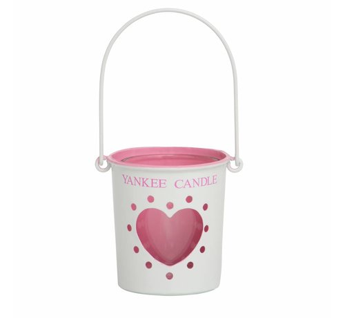 Yankee Candle Love Is In The Air Hearts Votive Holder