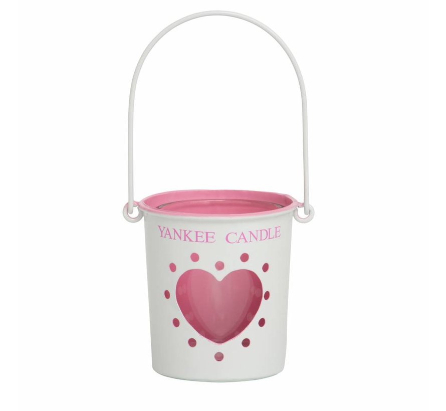 Love Is In The Air Hearts Votive Holder