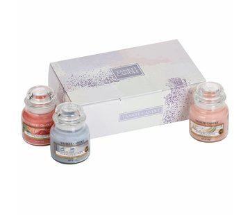 Yankee Candle Enjoy the Simple Things Small Jar Giftset