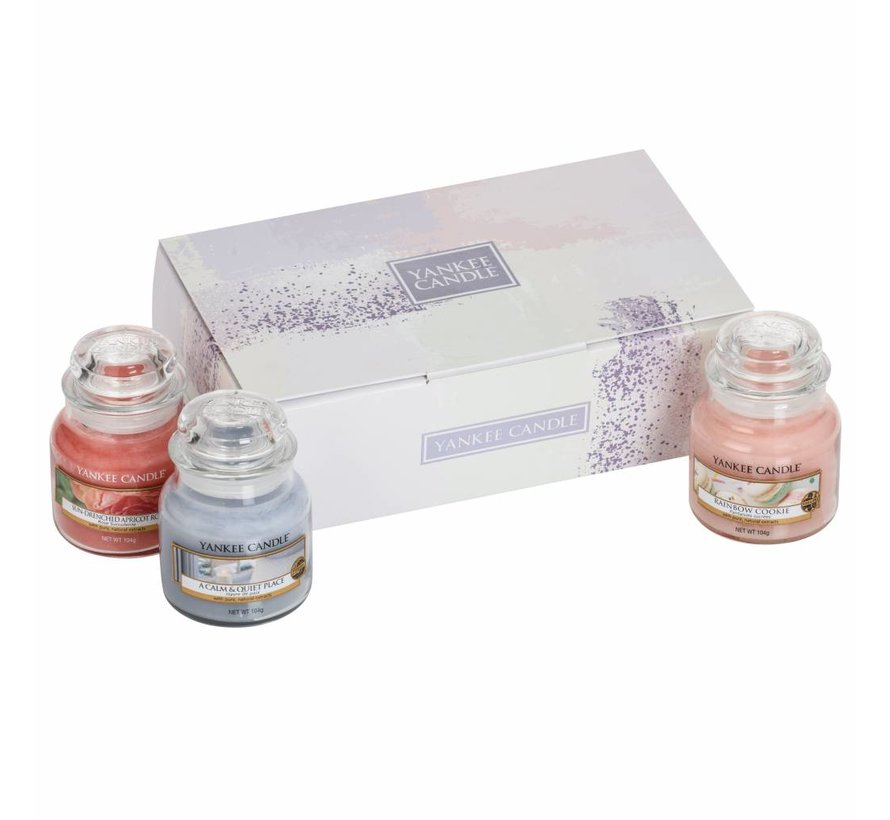 Enjoy the Simple Things Small Jar Giftset