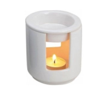 Yankee Candle Modern Melt Warmer - Wit