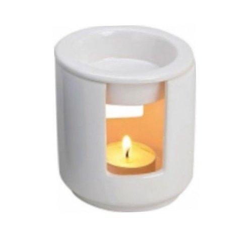 Yankee Candle Modern Melt Warmer - Wit