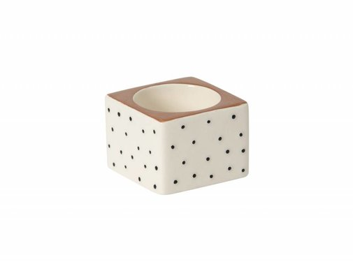 Yankee Candle Jackson Frost Tea Light Holder  - Dots