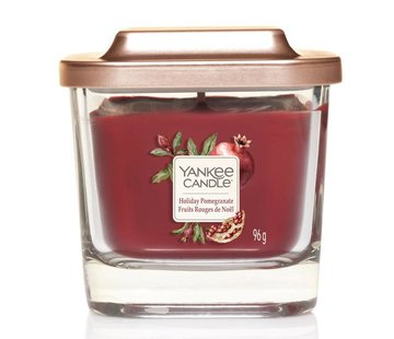 Yankee Candle Holiday Pomegranate - Small Vessel