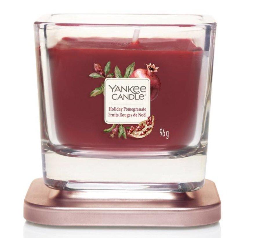 Holiday Pomegranate - Small Vessel