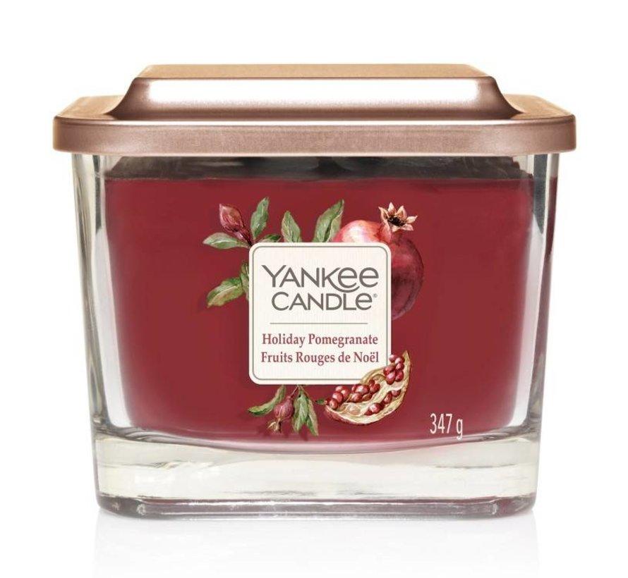 Holiday Pomegranate - Medium Vessel