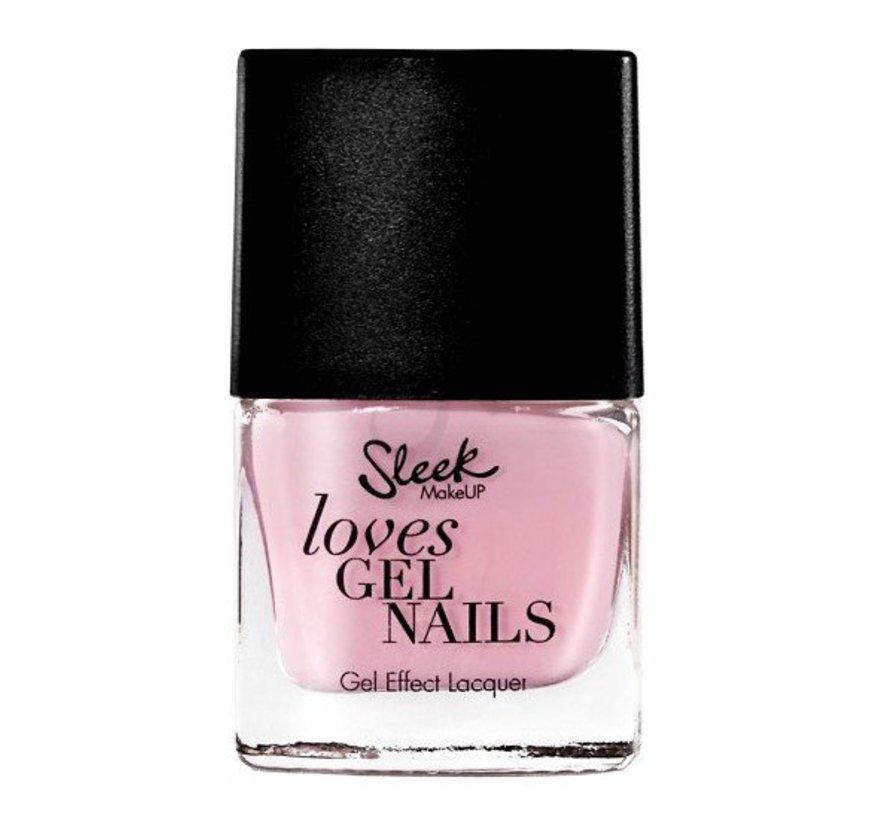 Loves Gel Nails - Sugar Coat Me - Gel Nagellak