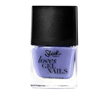 Sleek MakeUP Loves Gel Nails - Smokin Violet