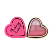 Makeup Revolution Blushing Hearts Blusher Bursting with Love