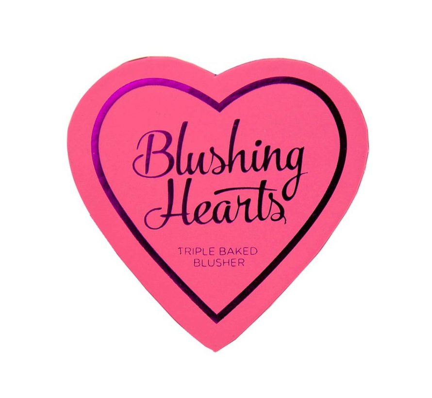 Hearts Blusher - Bursting with Love