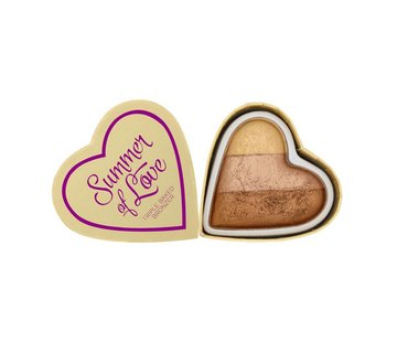I Heart Revolution Hearts Bronzer - Hot Summer of Love