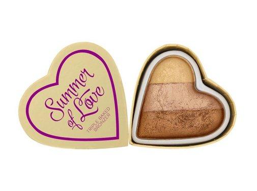 I Heart Revolution Hearts Bronzer - Hot Summer of Love