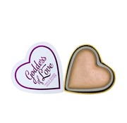 I Heart Revolution Hearts Highlighter - Goddess of Faith