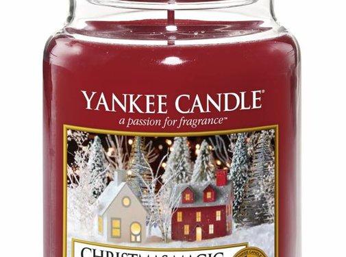 Yankee Candle Christmas Magic - Large Jar