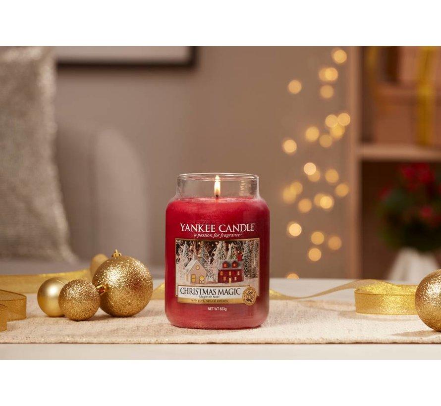 Christmas Magic - Large Jar